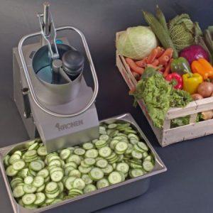 Gerber Fresh - KG200 vegetable processor
