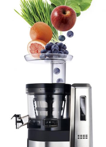 Gerber Fresh - H22 Commercial Cold Press Juicer - 1